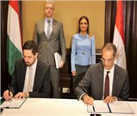 وزير الاتصالات يوقع مذكرة تفاهم لتعزيز التعاون بين مصر والمجر