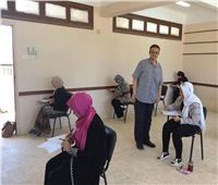 105 طلاب يؤدون امتحانات الدراسات العليا بفرع جامعة السويس بجنوب سيناء
