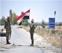 الجيش السوري يسيطر على معبر «نصيب» الحدودي مع الأردن