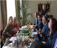 قريبا.. وزيرة خارجية النمسا تلقي محاضرة في مصر باللغة العربية