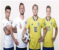 روسيا 2018  إنجلترا تبحث عن بطاقة نصف نهائي المونديال أمام السويد