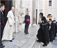 البابا تواضروس يشارك في يوم الصلاة بمدينة باري