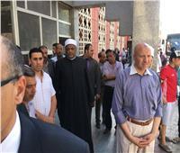 الطيب يوجه باستقبال مرضى «الحسين» بمستشفيات الأزهر