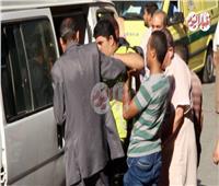 فيديو| التفاصيل الكاملة لحادث حريق مستشفى الحسين الجامعي