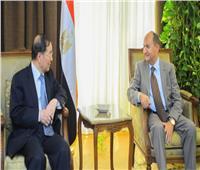 وزير التجارة يعلن مشاركة مصر في معرض الصين الدولي للواردات