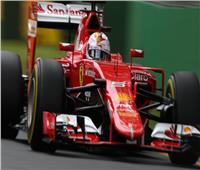 «فيتل» يفوز بسباق جائزة بريطانيا الكبرى مع «فيراري»