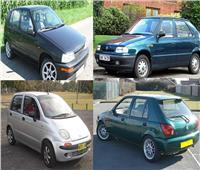 «سيارات على قد الإيد»... والسعر أقل من 50 ألف جنيه