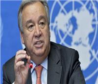 أنطونيو جوتيريس: العقوبات على إريتريا قد تصبح لاغية
