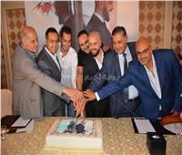 صور  «مزيكا» تقدم «الدوزي» للجمهور المصري.. ويحتفل بإطلاق «قمر»