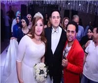 صور  فنانون يحتفلون بزفاف كريم الشاعر