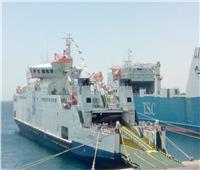 ميناء سفاجا يستعد لسفر 25 الف راكبا من عمالة خدمة الحج