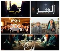 5 مسلسلات تنتظر العرض بعد رمضان.. أجزاء جديدة لـ3 أعمال