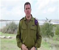 متحدث بالجيش الإسرائيلي: الطائرة التي أُسقطت شمال إسرائيل سورية