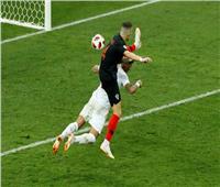 روسيا 2018  بيريسيتش يسجل هدفا عالميا لكرواتيا في إنجلترا