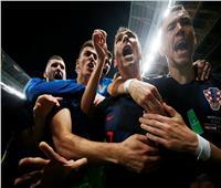 إيفان بيريسيتش رجل مباراة كرواتيا وانجلترا