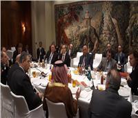 «التسوية السياسية وصياغة الدستور وداعش».. أبرز مناقشات قمة سوريا المصغرة