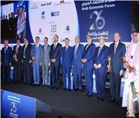 «الحريري» يفتتح «منتدى الاقتصاد العربي» بحضور مشاركين من 20 دولة