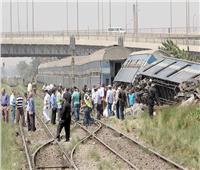 قطار البدرشين| ارتفاع عدد المصابين لـ٣٤