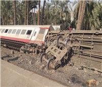 ننشر أسماء 12 مصابًا في حادث «قطار البدرشين»