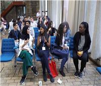 صور| منتدى «شباب صناع السلام» يناقش قيم التسامح والعفو