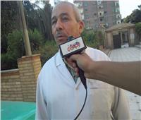 قطار البدرشين| مدير مستشفى البدرشين: خروج 10 حالات بعد إسعافها