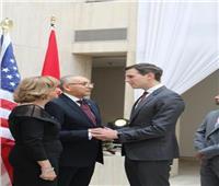 الرئيس الأمريكي يهنئ مصر بمناسبة العيد الوطني