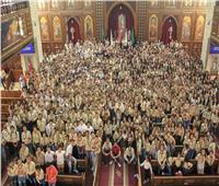 «القديس بولس الكشفية» تحتفل بذكرى تأسيسها الثلاثين في أرض الجولف