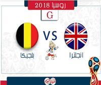 روسيا 2018  إنجلترا تبحث عن رد الاعتبار أمام بلجيكا في مباراة «الميدالية»