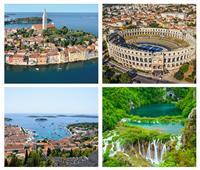 صور| شاهد أجمل المقاصد السياحية في «كرواتيا»