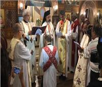 بطريرك الأقباط الكاثوليك يرسم شماسا إنجيليا جديدا