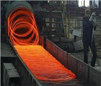 1.1 مليار جنيه إيرادات شركة الحديد والصلب فى 9 أشهر