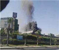 السيطرة على حريق محدود في مبنى إداري بقرية سياحية بالغردقة