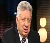 بالفيديو.. مرتضي منصور: الشناوي يرفض رد 10 مليون جنيه