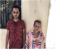 شاهد.. لحظة القبض على المتهمين في حادث «أطفال المريوطية»
