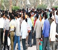 انخفاض العمالة الأجنبية في مصر بنسبة 4.1% في 2017