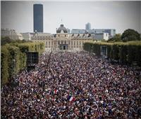 روسيا 2018| بالصور .. فرنسا تعيش على وقع نهائي المونديال أمام كرواتيا