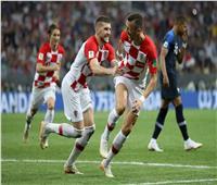 روسيا 2018| بيريسيتش يتعادل لمنتخب كرواتيا أمام فرنسا.. فيديو