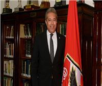 الدرندلي رئيسًا لبعثة الأهلي ببتسوانا