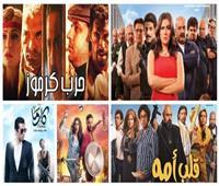 أفلام العيد تواصل المنافسة.. «حرب كرموز» يقترب من الـ 50 مليون