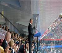 روسيا 2018| قرار هام من بوتين بعد انتهاء كأس العالم