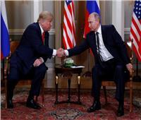 صور  بدء قمة هلسنكي بين بوتين وترامب