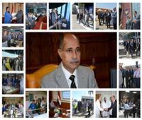 كشف حساب| 30 يومًا للفريق «يونس المصري» داخل وزارة الطيران
