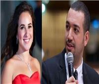 أول تعليق من معز مسعود على منتقدي زواجه بشيري عادل
