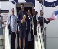 روسيا 2018.. استقبال أسطوري لبطل كأس العالم| فيديو وصور