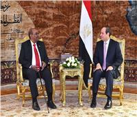 السيسي يزور السودان.. الخميس