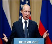 قمة هلسنكي| بوتين: نحن مستعدون لتوحيد الجهود لتسوية الأزمة السورية