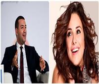 معز مسعود يدافع عن «تبرج» شيري : زوجتي متدينة