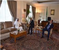 «أبو الغيط» يبحث مع مدير الـ«الكسو» التحضير لأول قمة ثقافية عربية