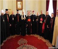 رئيس البطاركة الكاثوليك يرسل برقية تعازي إلى نظيره بالقدس