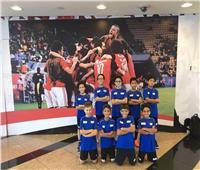 فريق مصري يفوز ببطولة السويد الدولية لكرة القدم للناشئين